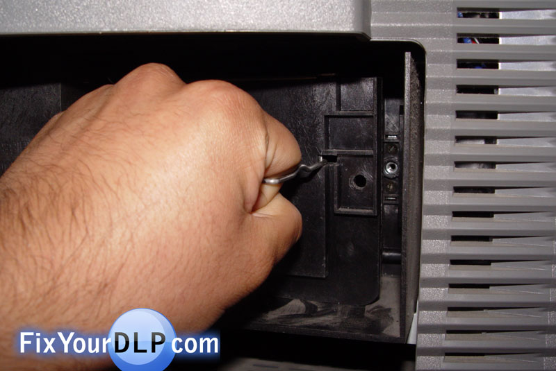 How To Replace Zenith Lamp Enclosure For Your Projection